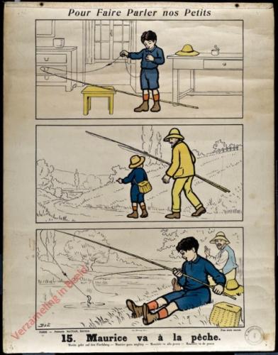 15 [1e série] - Maurice va à la pêche