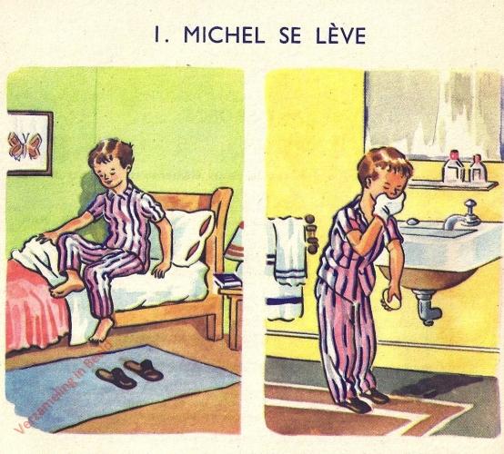 1 - Michel se l�ve - I