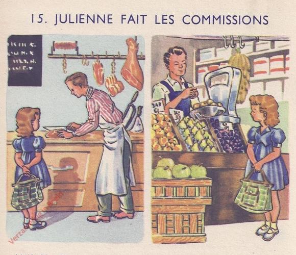 15 - Julienne fait les commissions - I