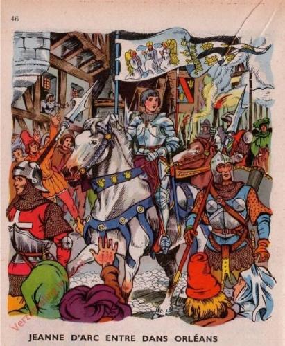 22 - [Jeanne d'Arc entre dans Orl�ans]