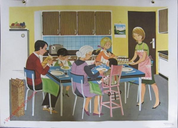7 - Dans le cuisine