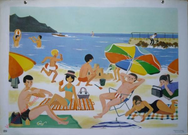 29 - Sur la plage