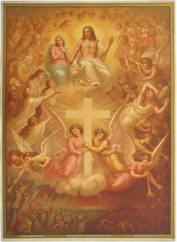 10 - Zesde artikel (vervolg) – Die zit aan de rechterhand van God, Zijn almachtige Vader