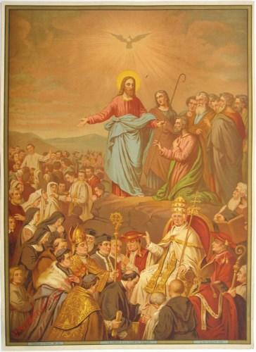 12 - Achtste artikel – Ik geloof in de Heilige Geest