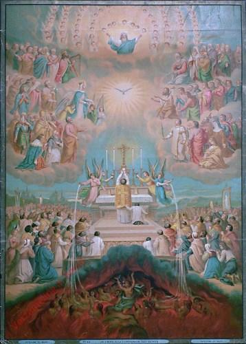 13 - Negende artikel – Ik geloof in één heilige katholieke Kerk