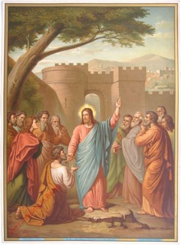 14 - Negende artikel (vervolg) – Ik geloof in de gemeenschap van de Heiligen