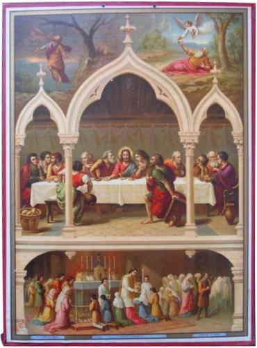 20 - Het heilig sacrament des altaars