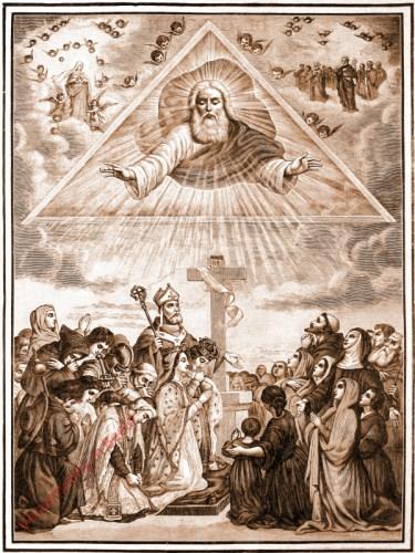 27 - Eerste gebod van God – Boven al bemin één God