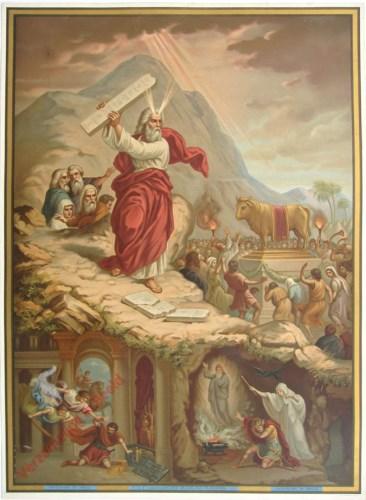 28 - Eerste gebod van God (vervolg) – Boven al bemin één God