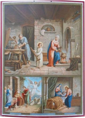 34 - Vierde gebod van God – Vader, moeder zult gij eren