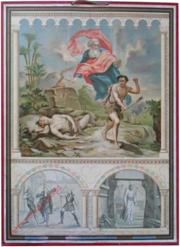 38 - Vijfde gebod van God – Dood niet, geef geen ergernis