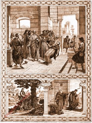 45 - Achtste gebod van God (vervolg) – Mijd den achterklap en 't liegen
