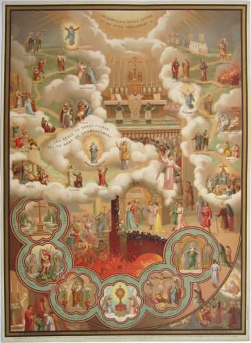 49 - Eerste gebod der Kerk – Zon- en feestdag houd in eer. Tweede gebod der Kerk – Hoor wel Mis dan elken keer