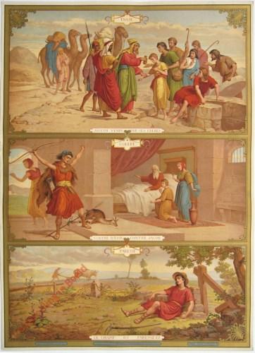 61 - De zonden - Jaloezie, wraakzucht, luiheid