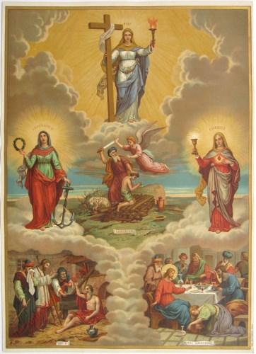 62 - De deugden - De goddelijke deugden