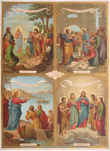 64 - De deugden - De evangelische deugden