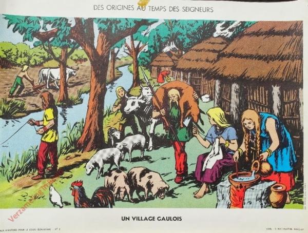 2 - Un village Gaulois