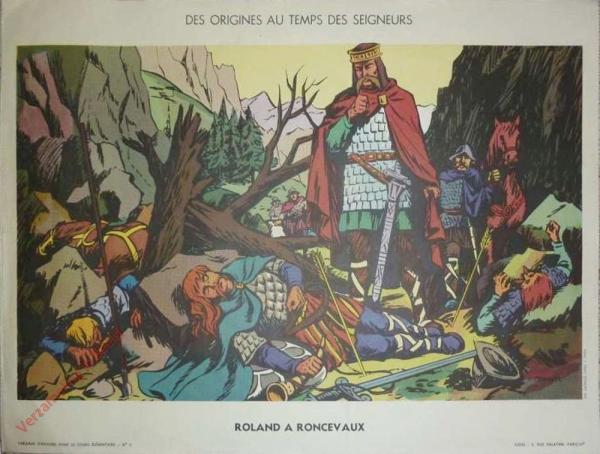 5 - Roland à Ronceveau