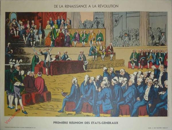 24 - Première réunion des états généraux