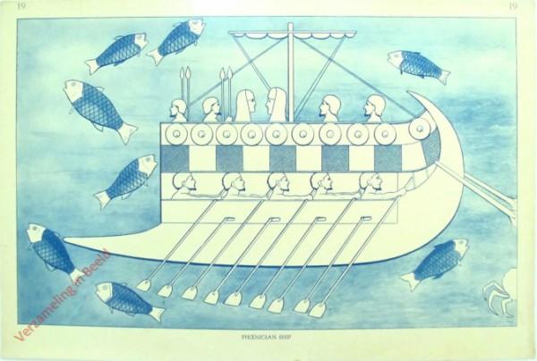 19 - Phoenician Ship
