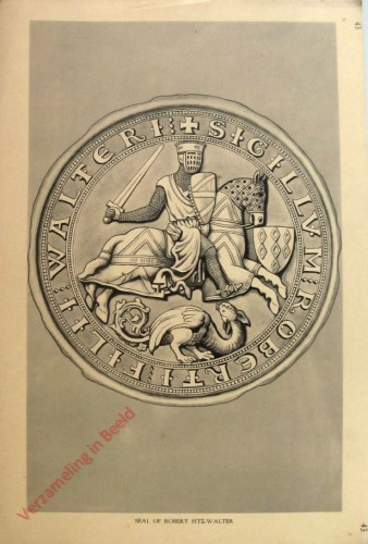 43 - Seal of Robert Fitzwalter