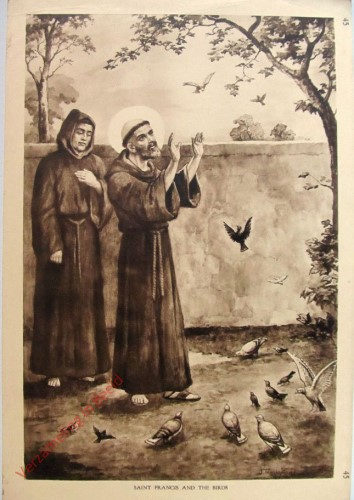 45 - Saint Francis and the Birds
