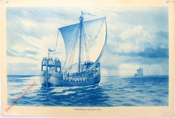 47 - Thirteen Century Ship