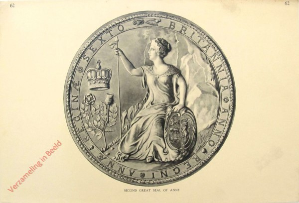 62 - Second Great Seal of Anne