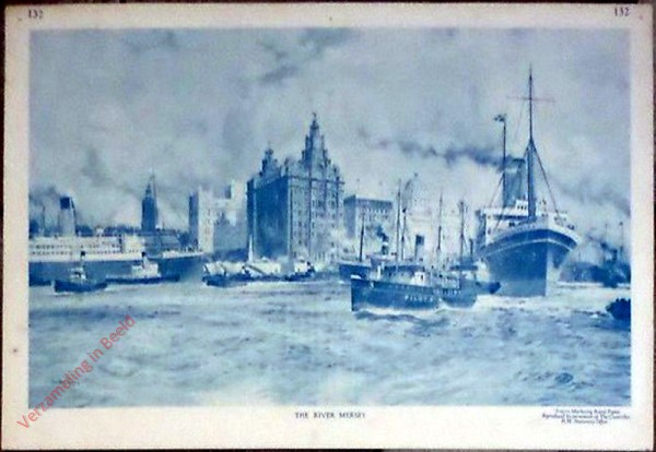 132 - The River Mersey