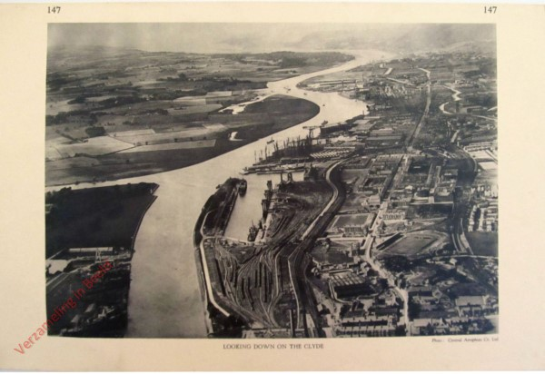 147 - Looking Down in the Clyde