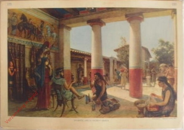 155 - Domestic life in Ancient Greece