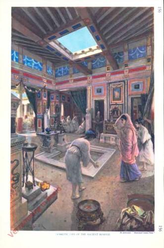 156 - Life Of Ancient Romans