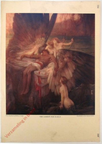 164 - The Lament for Icarus