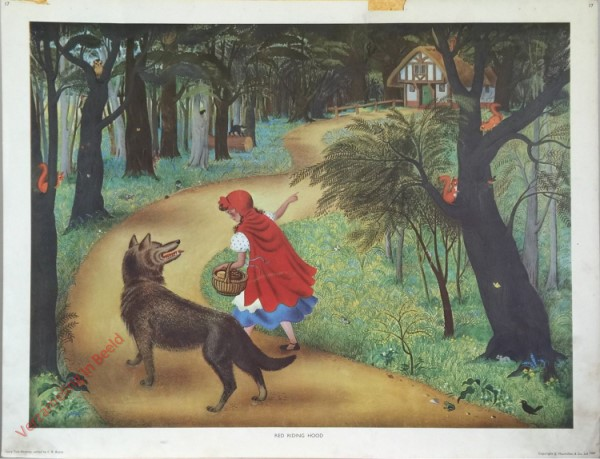 17 - Little Red Riding Hood