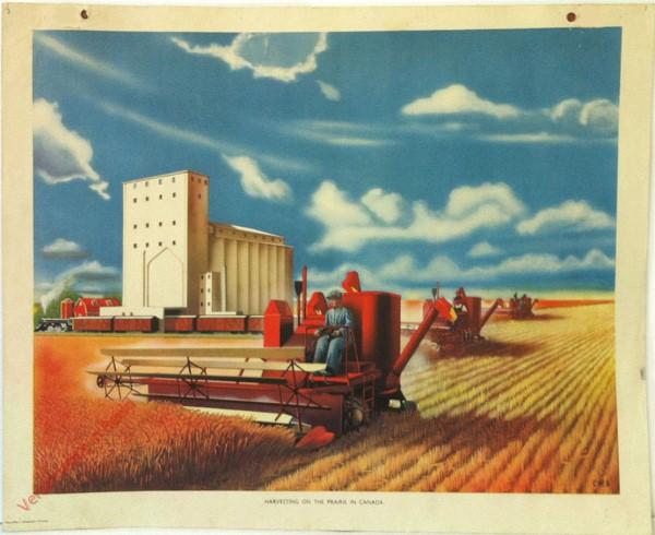 Set 1-2 - Harvesting the Plains Canada