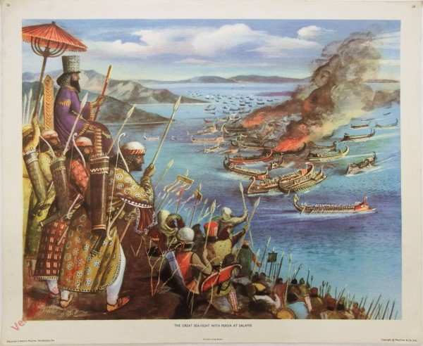 Intr. Set-26 - The great sea-fight with Persia at Salams