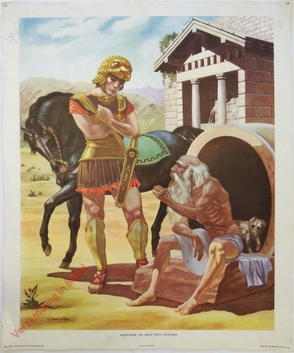 Intr. Set-28 - Alexander The Great meets Diogenes