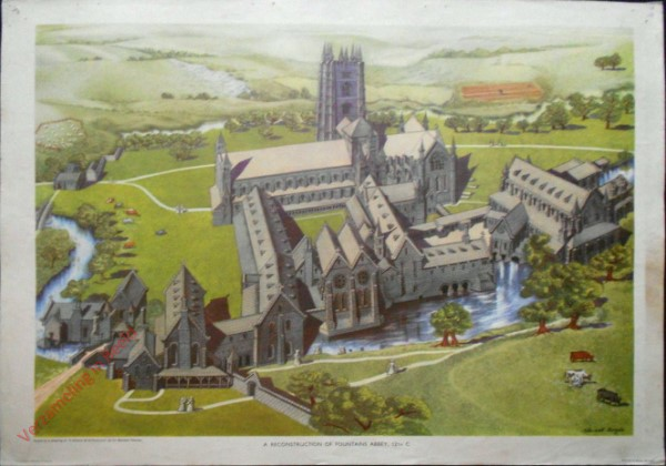 Set 1-3 - A Reconstruction of Fountains Abbey