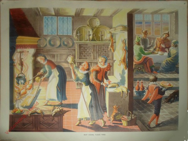 Set 2-67 - Busy Cooks, Tudor Times