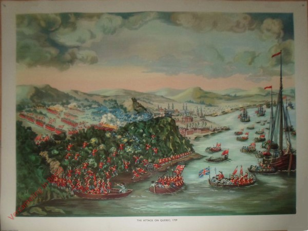 Set 2-96 - The Attack on Quebec 1759