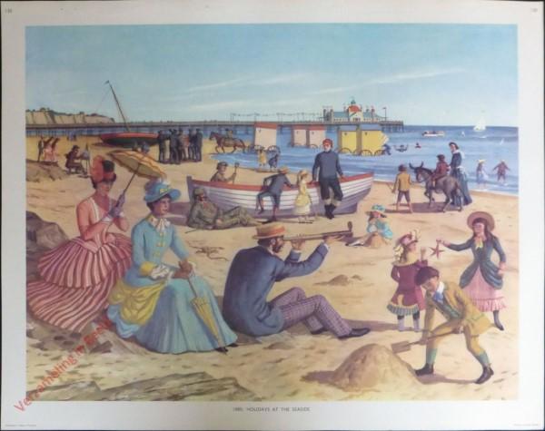Set 3-130 - 1880. Holidays at the seaside