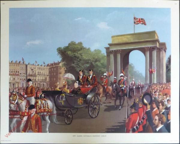 Set 3-134 - 1897. Queen victorias diamont jublilee