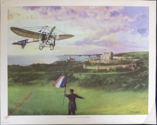 Set 3-144 - 1909. Bleriot flies the Channel