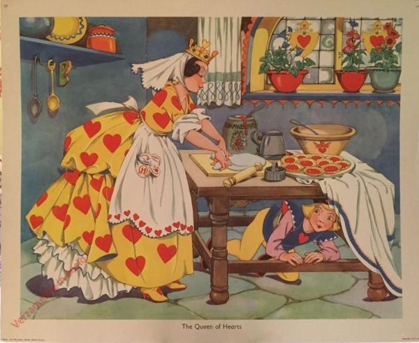 Set 1-17 - The Queen of Hearts
