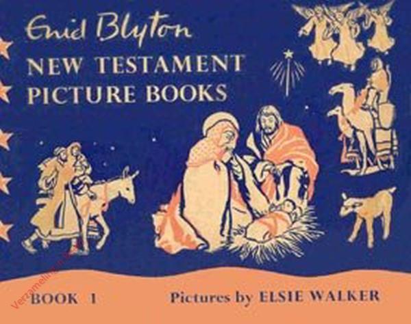 Book 1 - New Testament Picture Books