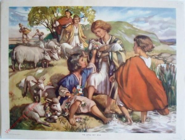 5 - The little boy Jezus