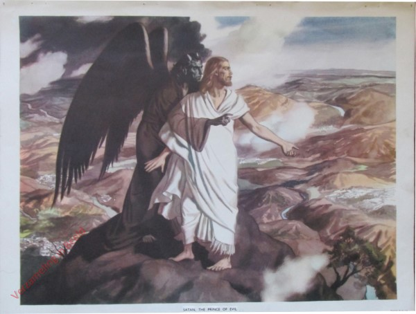 9 - Satan, the prince of evil
