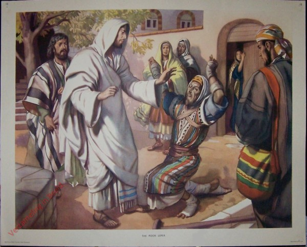 13 - The poor leper