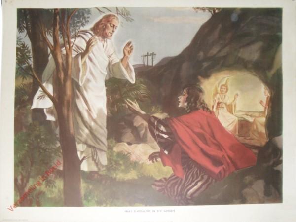 30 - Mary Magdalene in the garden