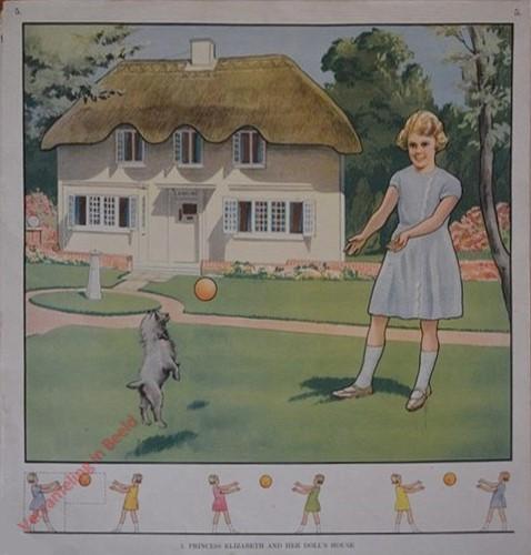 5 - Princess Elizabeth and Her Dolls' House